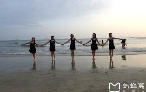 【惠州图片】白浪逐沙滩   游客醉斜阳