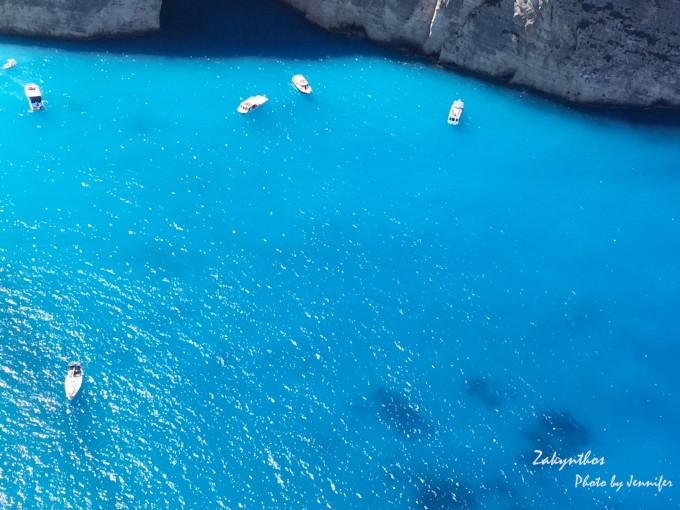 """圆梦爱琴海----希腊之探寻""""爱琴文明""""----雅典,圣托里尼,扎金索斯"""