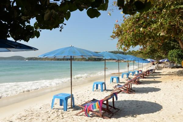 泰国 曼谷 芭提雅 沙美岛