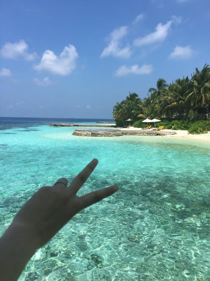 我们的马尔代夫宁静岛之旅,马尔代夫旅游攻略 - 马蜂窝