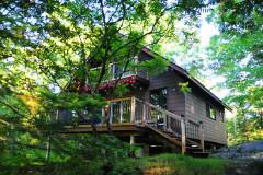加拿大掠影(一)——多伦多cottage度假