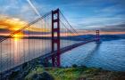 美国1号公路包车一日游·金门大桥+半月湾+蒙特雷+17英里(初访必去/明星司导全程陪同/3-6人小车专享)