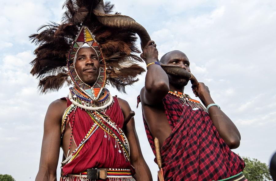 高傲野蛮的马赛人——肯尼亚纪行(6)