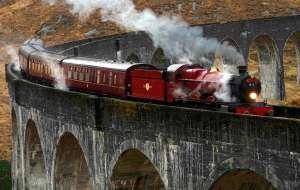 苏格兰娱乐-二世党人号蒸汽火车