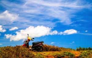 【蓝梦岛图片】在地平线下翱翔——蓝梦岛 美娜多 放慢节奏 用心感受
