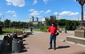 【俄罗斯图片】俄罗斯游之...莫斯科使馆区风景随拍