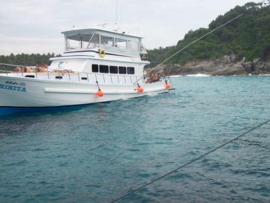 普吉岛·包船出海一日游(拖钓,船钓)- prasert seri fishing tour