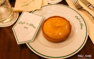 巴黎美食-花神咖啡馆