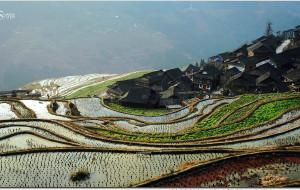 【三江图片】雲上人間 ---- 贵州加榜梯田游记付攻略