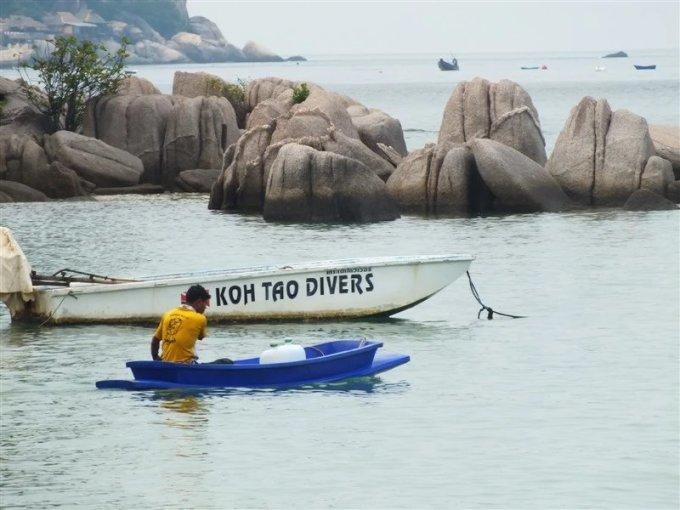 2016.6泰国龟岛游