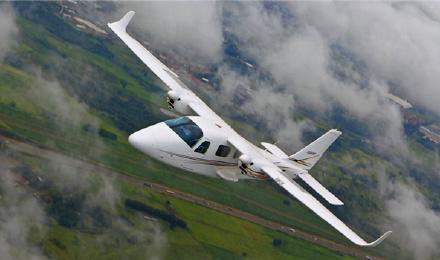 沈阳飞行体验 私人飞机空中游览