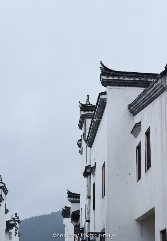 在离水下古城5公里远的姜家镇重现狮城风貌.
