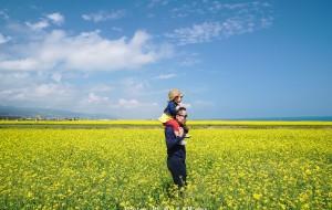 【拉卜楞寺图片】BABY三岁自驾游 -  7000公里5000米海拔玩转青海湖稻城亚丁