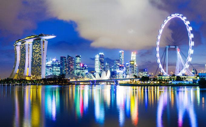 新加坡摩天轮飞行者观景摩天轮电子门票 不限时段 新加坡圣淘沙景点