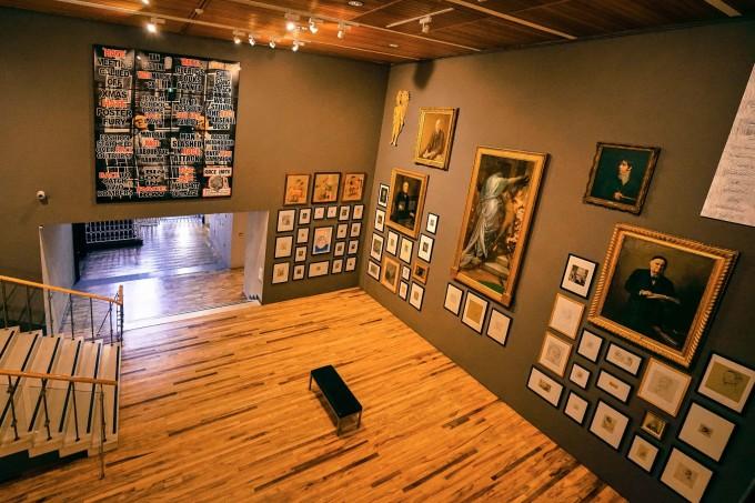 惠特沃斯大学美术馆      图片
