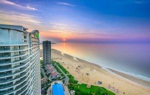 【海阳图片】暑假的正确开启方式—阳光海滩、水上乐园、五星酒店、桑葚采摘