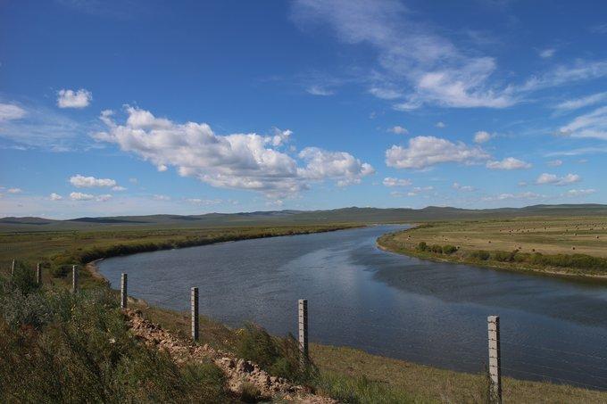 内蒙古景区地图