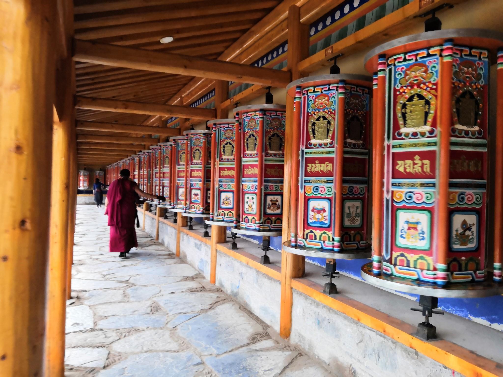 GanSu Labrang Monastery