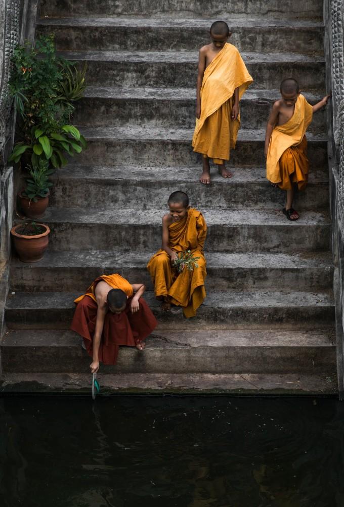非著名景點打卡偏執狂的自我救贖 — 泰國伊森地區行記 168