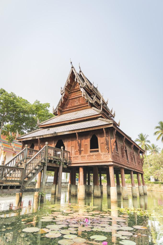 非著名景點打卡偏執狂的自我救贖 — 泰國伊森地區行記 42