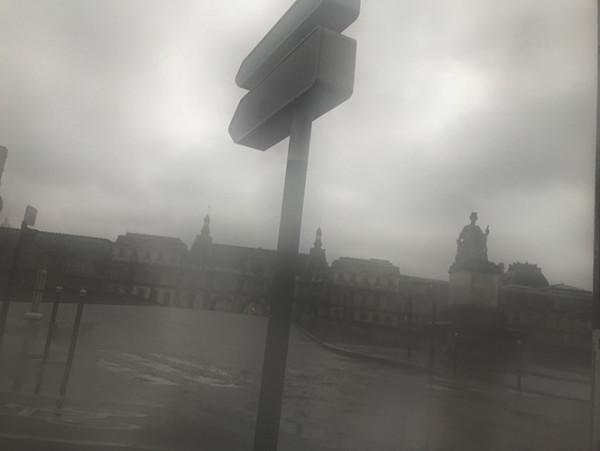 细雨迷蒙的巴黎并不那么让人讨厌