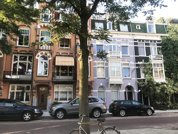 去阿姆斯特丹是临时决定