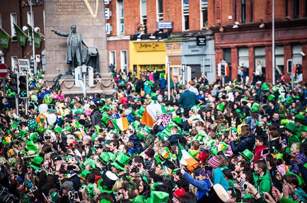 愛爾蘭綠帽子節:不再在世界的盡頭沉默
