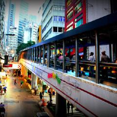 香港中环轻变私服奇迹MU和油尖旺逛吃指南