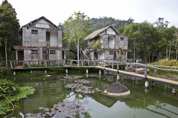 海南岛/乐东雨林谷国际养生度假村