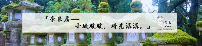 【奈良篇——小城暖暖,时光潺潺。】