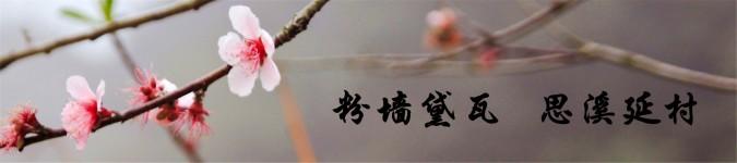 『一』粉墙黛瓦•思溪延村
